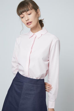 SHOKAY | SHOKAY LAB TRANSITIONAL COTTON WOMEN SLIM FIT SHIRT (PINK) | AW-ST-TC_NP