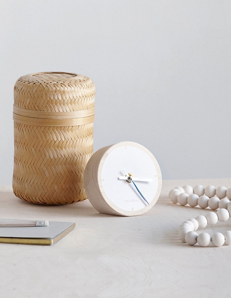 AARIKKA | Tovi Poytakello (Table Clock)