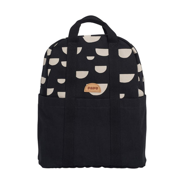 PAPU | BACKPACK BEANS + SOLID BLACK, SAND | AW191 65