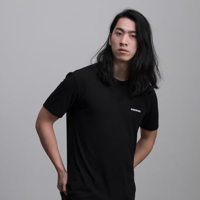 COSMOS STUDIO | Bottle Tee | Black