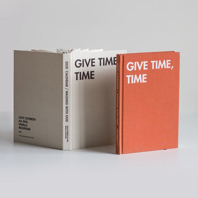 VM | #Give Time, Time | 2020 Planner