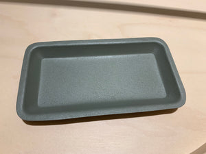TOKYO KANKAN | Color Iron Tray Rectangle S Khaki