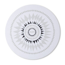 Load image into Gallery viewer, ISAK | Round Double Sided Trivet/ Placemat