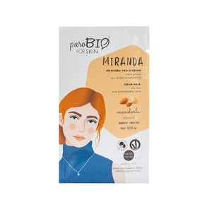 PUROBIO | MIRANDA face Mask for oily skin