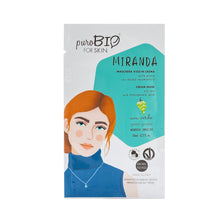 Load image into Gallery viewer, PUROBIO | MIRANDA face Mask for oily skin