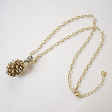 Load image into Gallery viewer, PALNART POC | Necklace | Pinecone