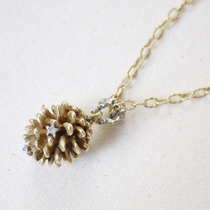 PALNART POC | Necklace | Pinecone
