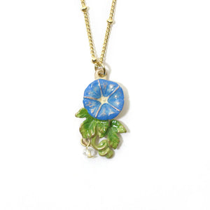 PALNART POC | Necklace | Petit Morning Glory