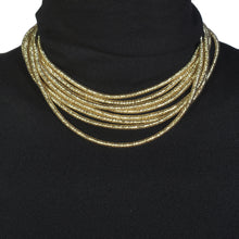 Load image into Gallery viewer, KASIDO | Necklace (Gold Glitter)