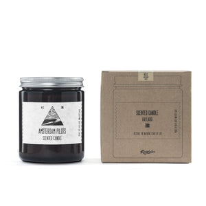 RAYLABO | CANDLE (AMSTERDAM POILT) | C-NO.12
