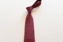 Load image into Gallery viewer, HADACHU ORIMONO | Silk Wool Tie | NTW-323