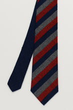 Load image into Gallery viewer, HADACHU ORIMONO | Silk Wool Tie | NTWC-513