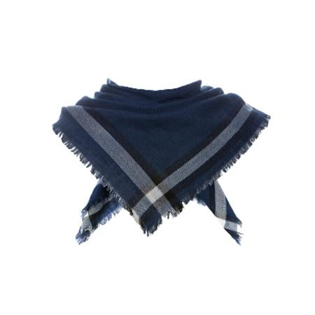 SHOKAY | KALARISIS NAUTICAL SCARF (Denim / Nocturne / Dusty Wind) | AC-SC-NA_DM_NO_DW