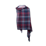 SHOKAY | KALARISIS PLAID SHAWL | AC-SH-PT_MU_DM_CR_NO
