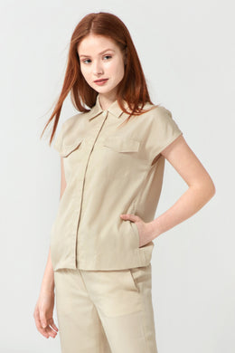 TOVE & LIBRA | Safari 2-Way Shirt