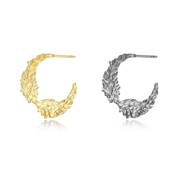 EJJ JEWELLERY | Earrings | Hunter