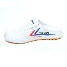 Load image into Gallery viewer, DAFU FEIYUE | DAFU FEIYUE SLIPPERS CLASSIC WHITE | DF1-506
