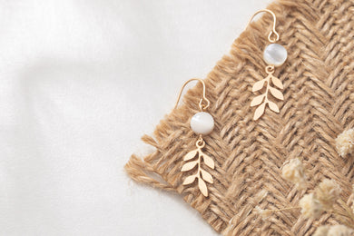ZOAJE | Samoa Earrings (Gold)