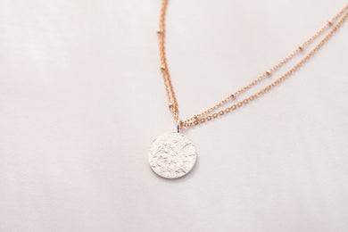 ZOAJE | Guatemala Necklace (Rose Gold)