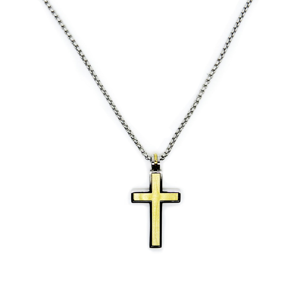 EJJ JEWELLERY | Necklace | God loves us | Gold