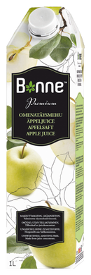 BONNE | PREMIUM APPLE JUICE, 1 L | BJ06