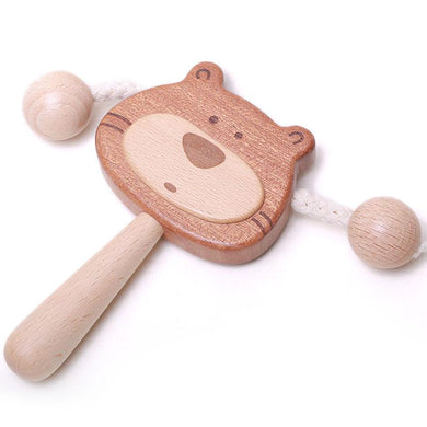 LOVELY MO | Keke Bear Rattle