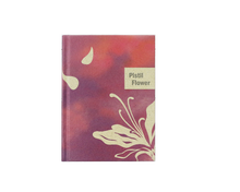 Load image into Gallery viewer, TRUEGRASSES | PAPER NOTEBOOK | FLOWER | 127X178MM | TGB0052