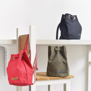 HÄP & CRAFT | 2-way Water Repellent Bag