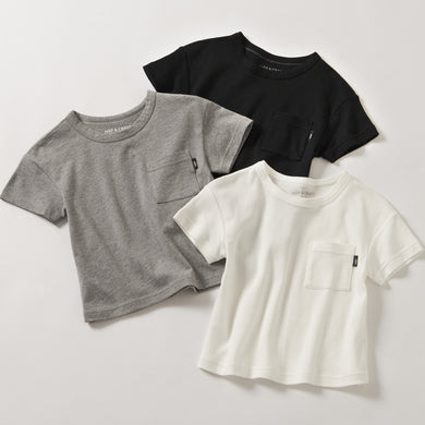 HÄP & CRAFT | Smile Cotton Smooth T-shirt