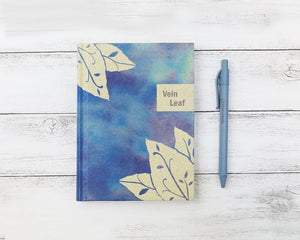 TRUEGRASSES | Paper Notebook 127x178MM | Leaf