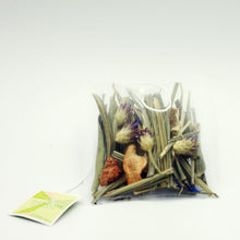 Load image into Gallery viewer, TISARÔM | Digestive Lemongrass & Cornflower Mix Kraft Bag | Digestive