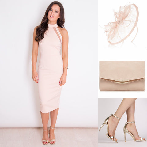 What to wear to a day at the races - outfit inspo - simply nude
