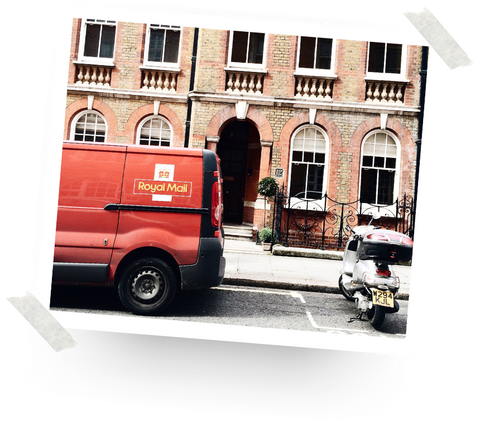Returns can now be collected from your doorstep with Royal Mail