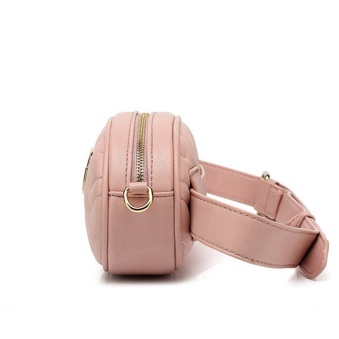 819d7759306 Ramona Gucci Inspired Belt Bag - Dusty Pink – Style Of Beyond