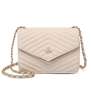 Brenda Bee Gucci Inspired Bag - Nude