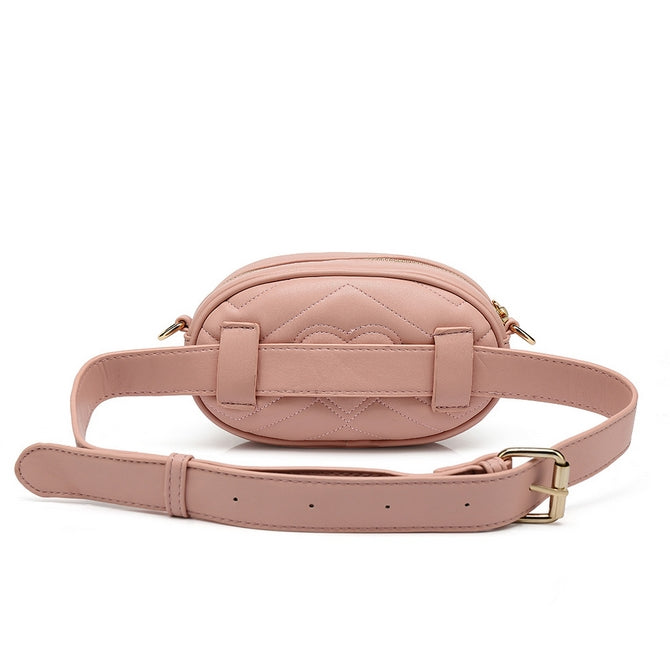0e4d4f03471 Ramona Gucci Inspired Belt Bag - Dusty Pink – Style Of Beyond