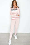 BB Designer Inspired Loungewear Set - Pink front