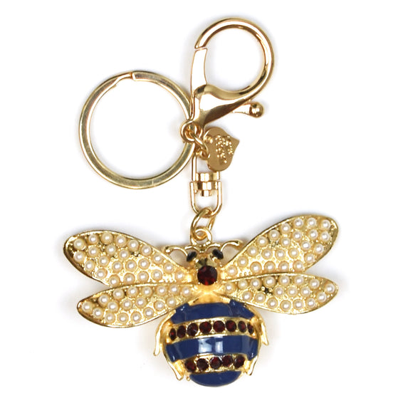 Davina Bee Gucci Inspired Keychain - Gold