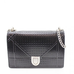 62e39ab7ada0 Drama Metallic Dior Inspired Bag - Black – Style Of Beyond