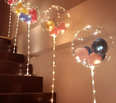 XXL LED Ballon Set