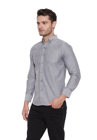Addison Shirt Grey