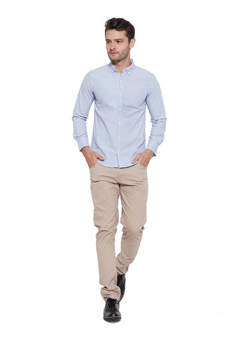 Addison Shirt Light Blue