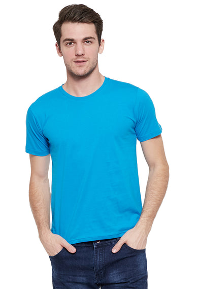 Paulmay Asher T-shirt light blue