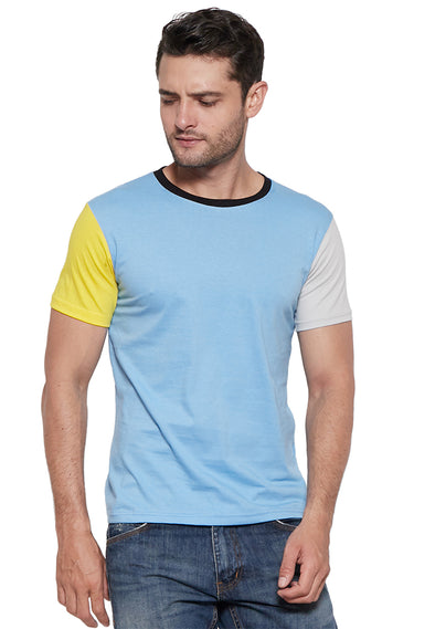 Ewald T-Shirt Light Blue