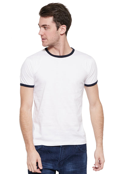 Laurel T-shirt white black