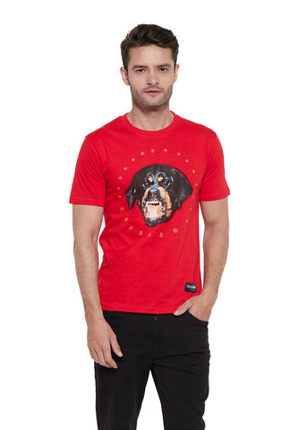 Vigor T-shirt Red