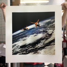 Joe Webb The Big Splash - Silkscreen