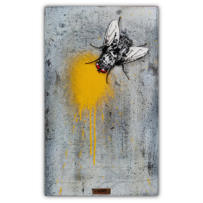 TABBY: Fly Splatter - Hungry For Art