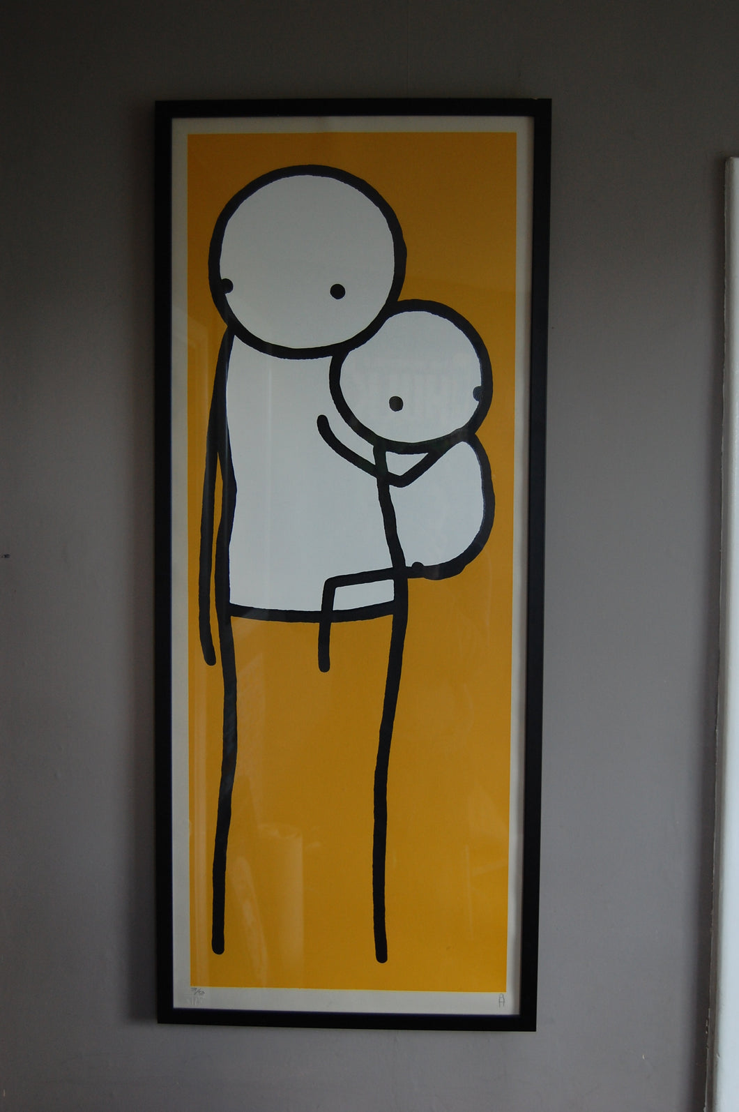 Stik Single Mum Print for sale with full COA