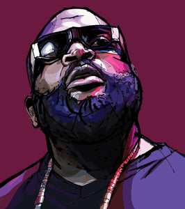 Will Prince Pop Art Rick Ross